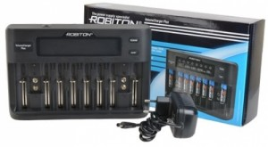 ROBITON VolumeCharger Plus